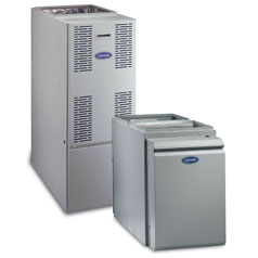 carrier oil furnace