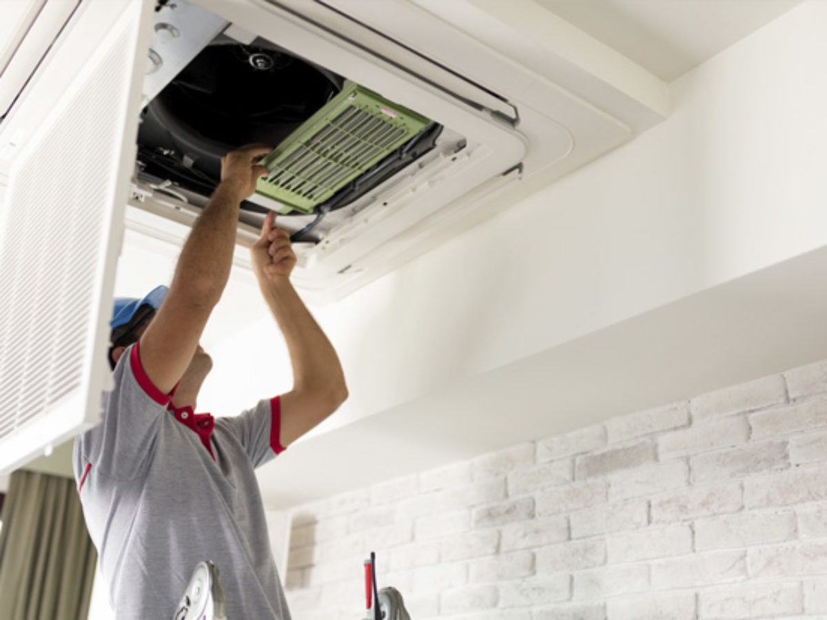 How Do You Get Mold Out of Air Vents?